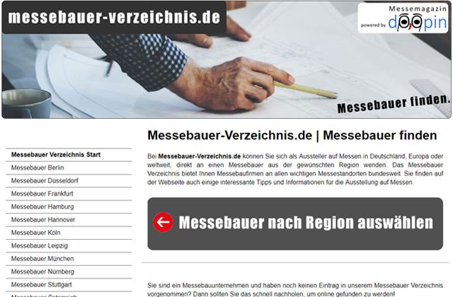 Messebauer-Verzeichnis.de